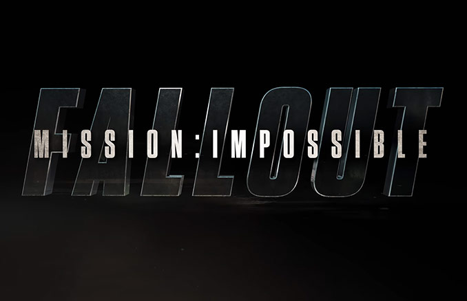 Mission Impossible Fallout Homepage Slider