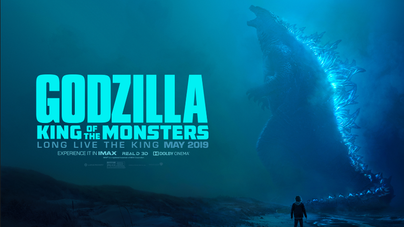 Godzilla: King of the Monsters slider