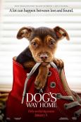 A Dogs Way Home Movie Poster