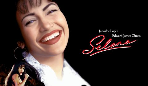 Selena 1997 movie web banner