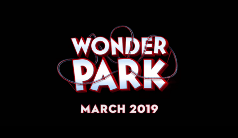 Wonder Park Homepage Slider