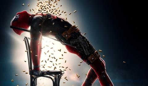 Deadpool 2 Homepage Slider