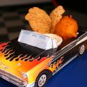 Kid&#039;s Car with Chicken Strips