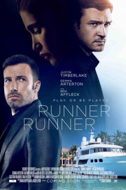 Runner, Runner movie poster