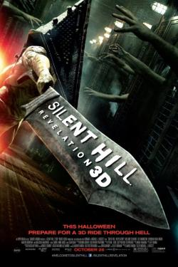 Silent Hill: Revelations 3D poster