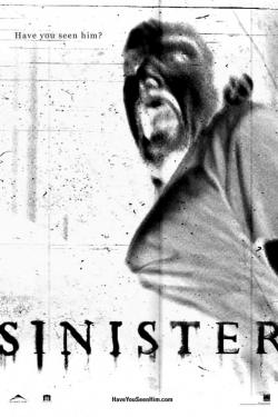 Sinister poster
