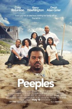 Peeples movie poster