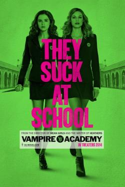Vampire Academy: Blood Sisters movie poster