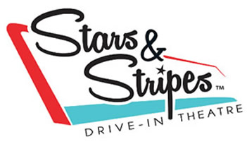 Image result for stars and stripes drive in